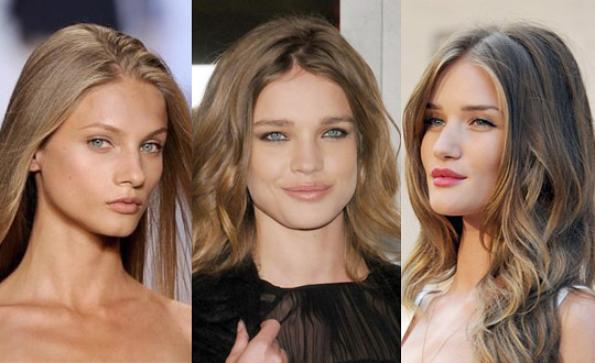 Окрашивание волос ZV Золотистая весна
