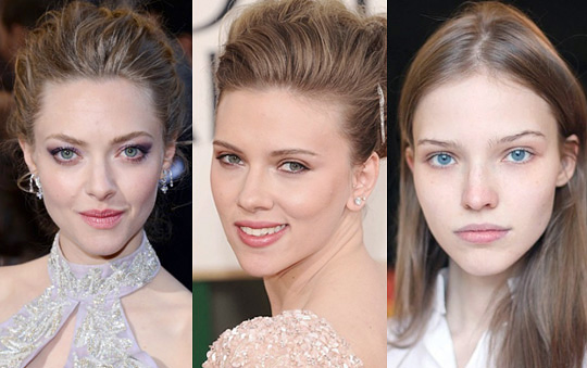 Окрашивание волос LV Лиловая весна