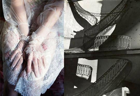 Бельевой стиль: прозрачные намеки на женственность