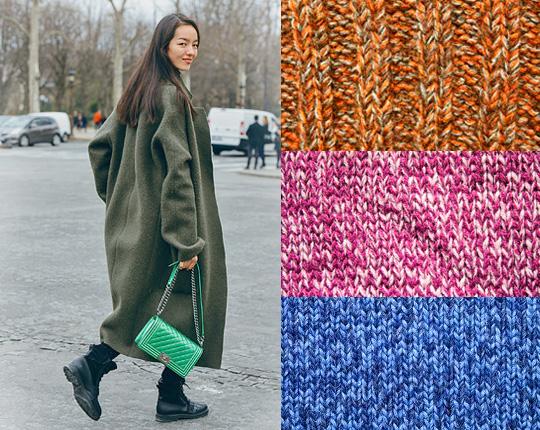 Must+have: цветные сумка и шарф для всех цветотипов
